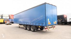 Krone nieuwe zeilen, Code-XL, SAF, rongpotten, huckepack, 15x beschikbaar semi-trailer