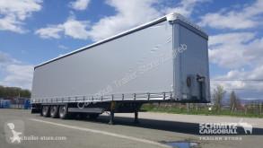 semiremorca Schmitz Cargobull Semitrailer Curtainsider Mega