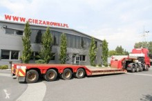 King SEMI-TRAILER TIEF BET 4 AXLES GTLE93/4TC EXTENDED 19.4 M EXTENDIBLE semi-trailer