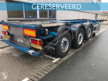 Burg 20-30ft ADR containerchassis BPO 12-27 CCXGX semi-trailer