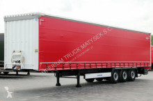 trailer Krone CURTAINSIDER /STANDARD/ XL CERTIFICATE/LIFT AXLE