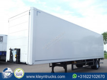 System Trailers box semi-trailer