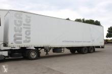 Talson 2 Assige Dichte Oplegger semi-trailer