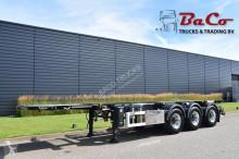 trailer LAG O-3-CC-A7 - BPW AXLES - 1 LIFT AXLE - DISC BRAKES - ALCOA WHEELS - ADR FL - TOP CONDITION -