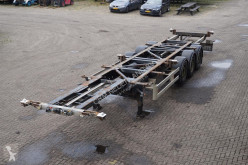 semi reboque Van Hool Container chassis 3-assig/ 45ft/ multi