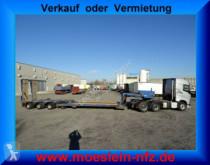 semi remorque Goldhofer STZ-VL4-38/80 4 Achs Tiefbett- Satteltiefladerhe