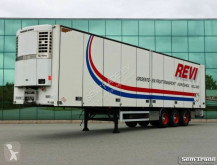 King NTM - FRIGO THERMO SL400e SIDE DOORS DR semi-trailer