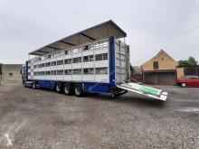 naczepa do transportu zwierząt Pezzaioli