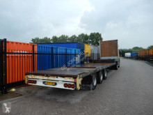 Knapen Semi-flat trailer / Double montage / BPW axles semi-trailer
