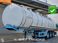 semi remorque Dijkstra DRVO12-27 40.000 Ltr / 3 / Food Tank