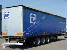 semirremolque Schmitz Cargobull SCHIEBEPLANE MIT AL U BORDWANDE / BPW-ACHSEN