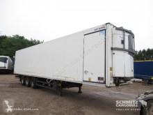 semi remorque Schmitz Cargobull Tiefkühlkoffer Multitemp Trennwand Seitentür rechts