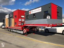 Fliegl Porte engins 3 essieux semi-trailer