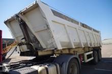 Castera Benne TP 2 Essieux jumelés semi-trailer