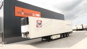 semi remorque Krone Vector 1850 (D: 4.516hrs), BPW, palletbox, NL-trailer, APK: 05/2020