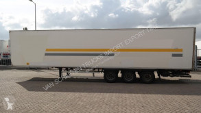 Lamberet CLOSED BOX TRAILER semi-trailer