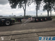 semi remorque Pacton container chassis
