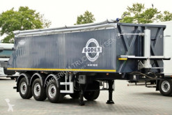 Wielton BODEX / TIPPER 33 M3 / LIFTED AXLE / SAF / semi-trailer