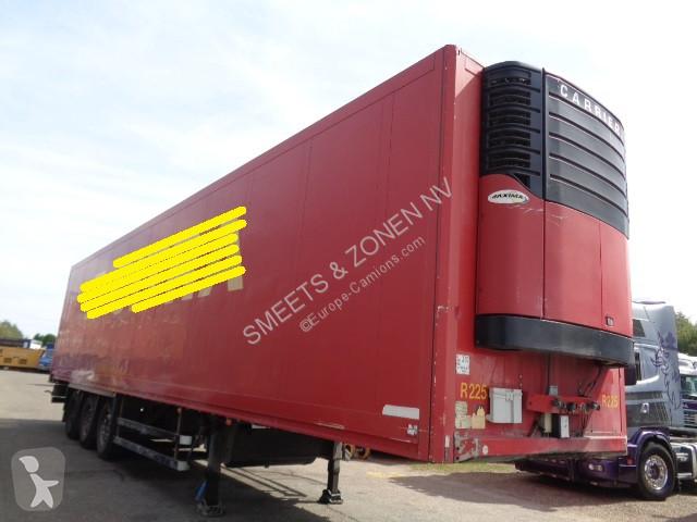Voir les photos Semi remorque Schmitz Cargobull Oplegger CARRIER