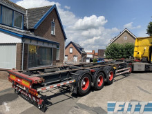 Pacton container chassis semi-trailer