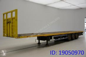 Trax Plateau coil semi-trailer