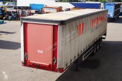 Meierling Schuifzeil schuifdak 3-assig/ Aluminium chassis/ Coilgoot semi-trailer