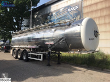 Maisonneuve Food Isolated, 5 Compartments, Food, nourriture, Lebensmittel, Levensmiddelen Tank semi-trailer
