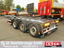 ES-GE 3-Achs-Containerchassis 20ft semi-trailer