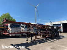 Pacton steel suspension semi-trailer