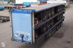 Lawrence David Open DRUM, ROR, 13.6M semi-trailer