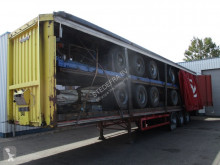 Trailor stack of 5 trailers, , air suspension Auflieger