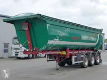 semi reboque Kempf SKM 35/3*Liftachse*TÜV*36m³*BPW*