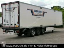 semirimorchio Krone 14 x Rohrbahn,Fleisch , TK SLX 300 Strom/Diesel