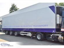 semirremolque Samro ST39WS, 2x Gelenkt, BPW, Carrier 1200, Truckcenter Apeldoorn