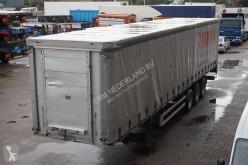 semi remorque Meierling Curtainside/ Sliding roof Alu chassis 6400KG/ Coil gutter
