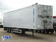 Knapen K 100, 92m³, 10mm Boden, Funk, Plane semi-trailer