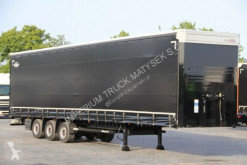 semi reboque Kögel CURTAINSIDER / MEGA / 5 750 KG !!! / LIFTED ROOF
