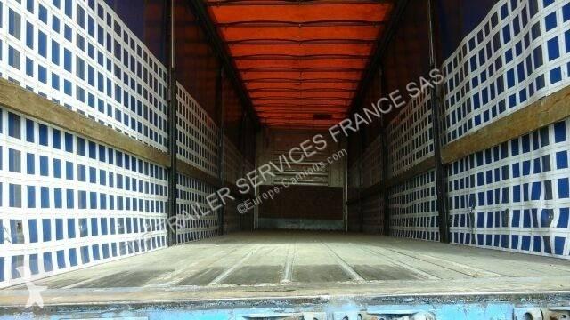 View images Fruehauf RIDEAUX COULISSANT semi-trailer