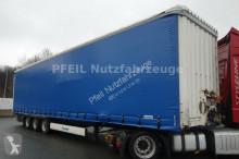 semirremolque Krone SD Tautliner MEGA- BPW- Hubdach- Edscha- TOP