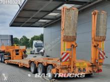 Goldhofer STZ-VLS4-44/80 3x Lenkachse Hebebett Rampen