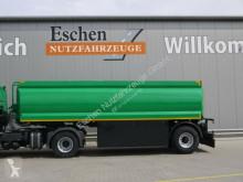 k.A. Willig 1 Achs Wasser / Baustellbetankung, Luft Auflieger