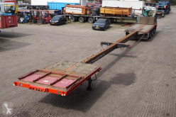 naczepa Kromhout Brick Trailer Double Extendable with 14T Crane