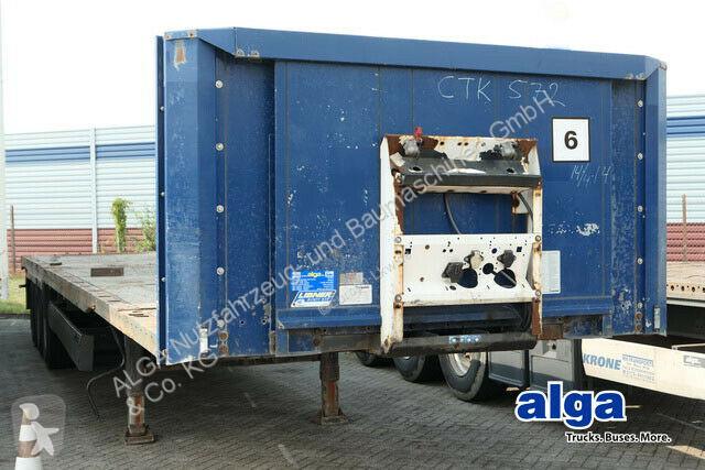 Voir les photos Semi remorque Krone SD, Containerchassis, 1x 40Fuß, 2x 20Fuß, Luft