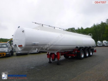 Indox Fuel tank alu 40.6 m3 / 6 comp / ADR 05/2019 semi-trailer