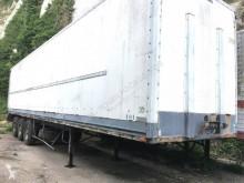 semiremorca furgon second-hand