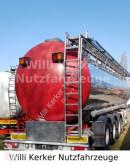 semiremorca cisternă transport alimente second-hand