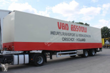 Van Eck box semi-trailer