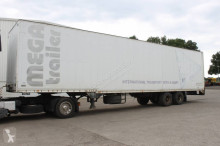 Talson box semi-trailer