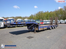 semirimorchio King Semi-lowbed trailer 9 m / 32 t + ramps
