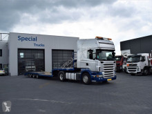 Scania R440 (Euro 5) + ESVE O4/DA 01 Dieplader combi (Truck & Machine Transport)